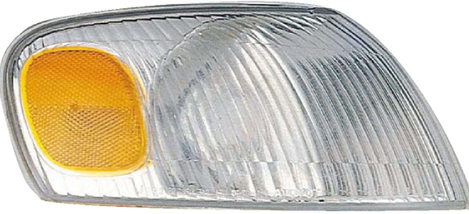 Dorman 1650731 Toyota Corolla Passenger Side Parking/Turn Signal Light Assembly