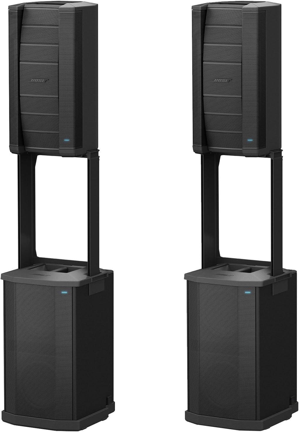 Bose F1 Model 812   Flexible Array Dual System Loudspeaker and Subwoofer