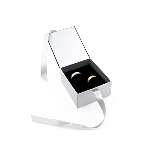 Anillo Alianzas De Funda ehringe Caja de alta calidad anillo de caja Caja para anillo de boda/San Valentín/Anillo de compromiso