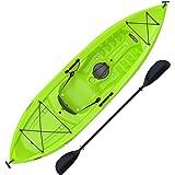 """Lifetime Tioga Sit-On-Top Kayak, Lime, 120"""""""