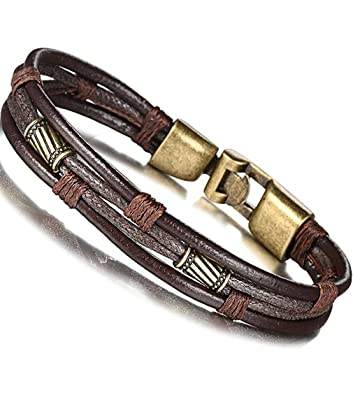 Bracelet tresse pour homme