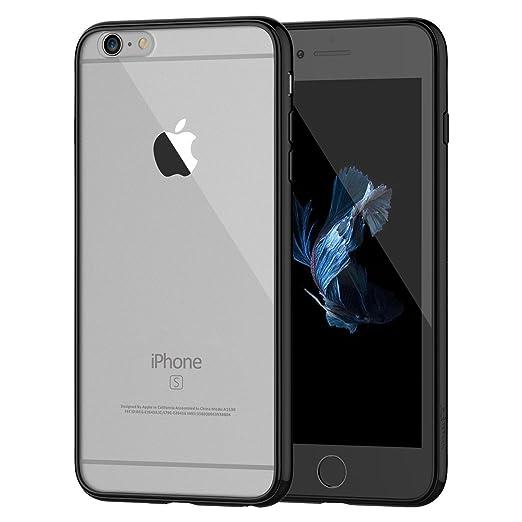 "1520 opinioni per iPhone 6s Custodia, JETech Apple iPhone 6/6s Case Custodia 4.7"" Bumper Cover"