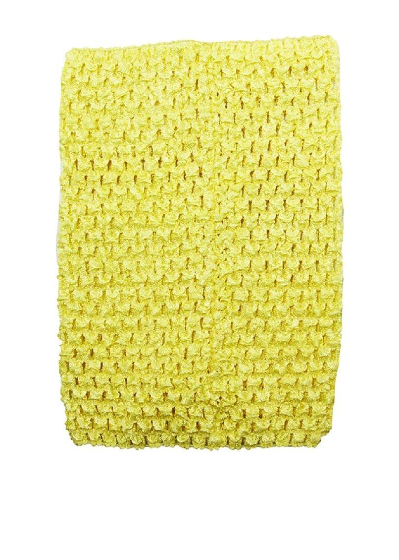 Wholesale Princess 6 Crochet Tutu Top (Yellow)