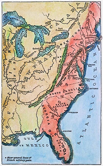American Colonies Facts History And Definition Britannica