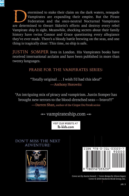 Vampirates Series Pdf