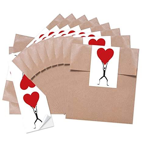 25 marrón pequeñas bolsas de regalo bolsas de papel para ...