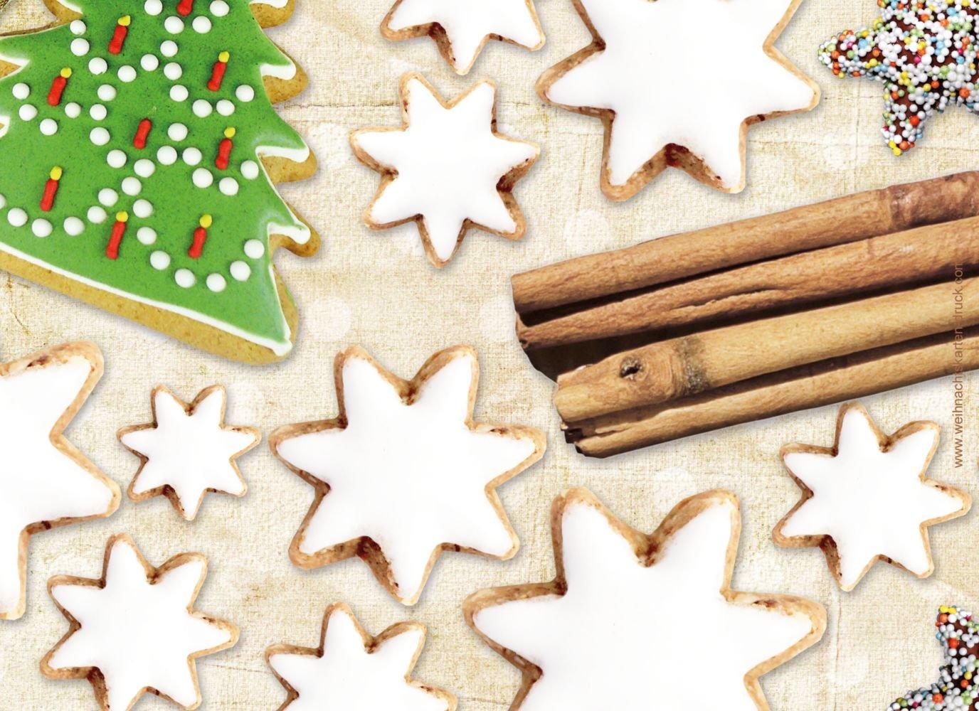 Kartenparadies Grußkarte Weihnachten Weihnachten Weihnachten Grußkarte Plätzchentisch, hochwertige Weihnachtsgrüße als Weihnachtskarte (Format  148x105 mm) Farbe  Beige B01NBU62FK   Konzentrieren Sie sich auf das Babyleben    Haben Wir Lob Von Kunden 41d779