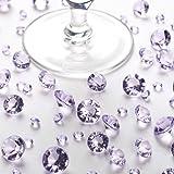 Neviti Table Crystals, Lilac