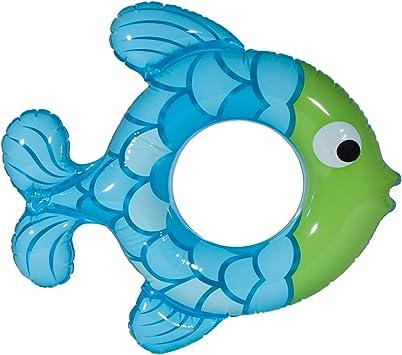 hinchable Pez flotador (36102 just4baby de baño Asiento de baño ...