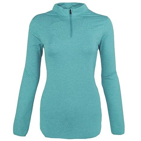 88b61de78e Amazon.com : Under Armour Women's UA Zinger 1/4 Zip Jacket : Sports ...