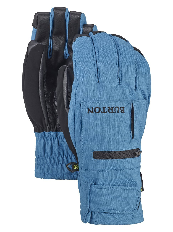 BURTON Men's Baker 2-in-1 Under Gloves, X-Small