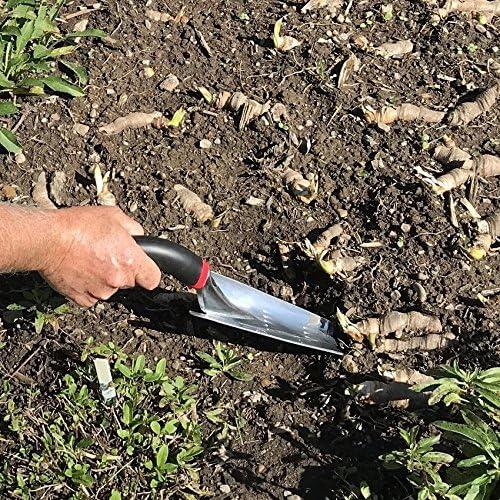 Red Radius Garden 10111 Ergonomic Aluminum Hand Transplanter
