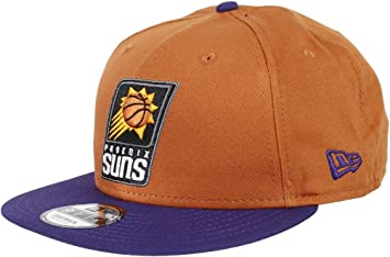A NEW ERA Era NBA Team 9FIFTY Phoenix Suns Gorra, Hombre, Naranja ...