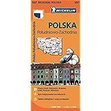 Poland South West Regional Map 557 (Michelin Regional Maps)