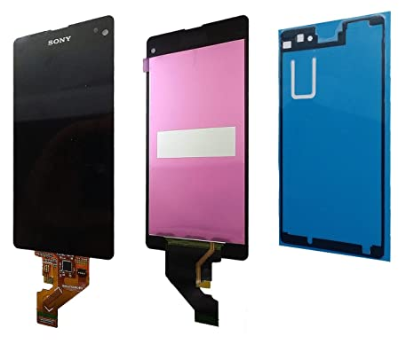 Spes kit di riparazione modulo display lcd touch screen lente in