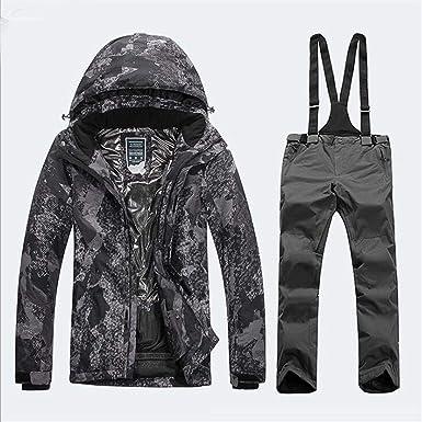 Amazon.com: Doctag praradise - Chaqueta de esquí para mujer ...
