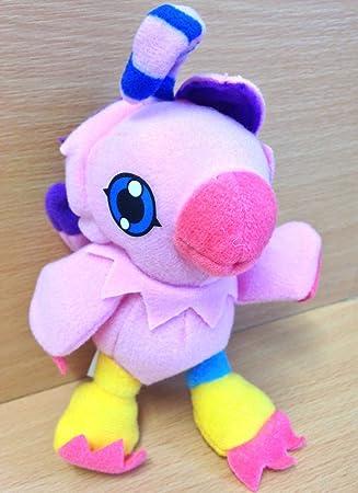 Mcdonalds Happy Meal Toy Digimon Adventure Plush Biyomon Amazonde