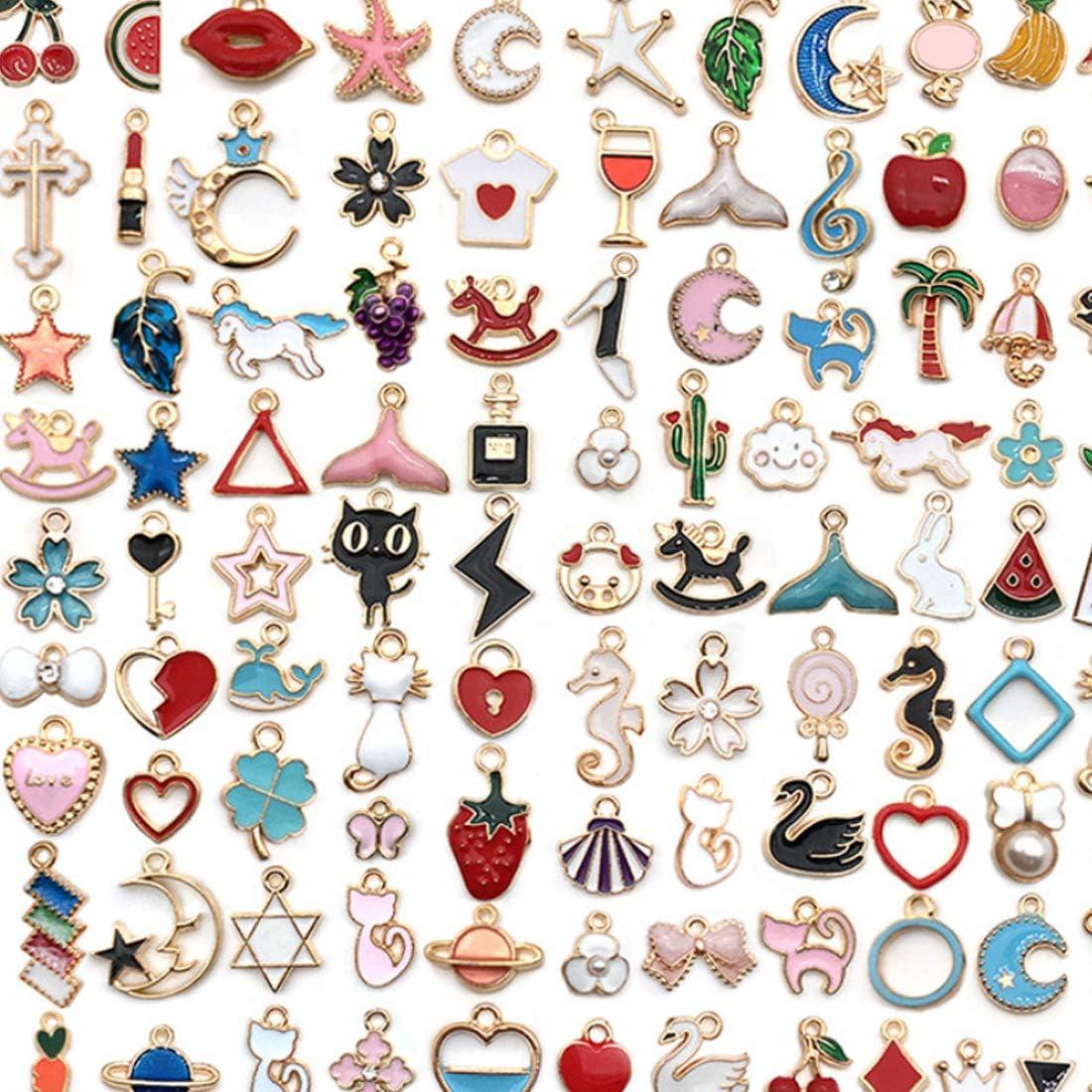 Free shipping exquisite 20//100pcs The unicorn elegant alloy charm pendant