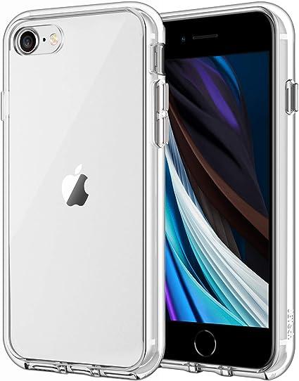 JETech Funda Compatible Apple iPhone SE 2ª Generación, iPhone 8 ...