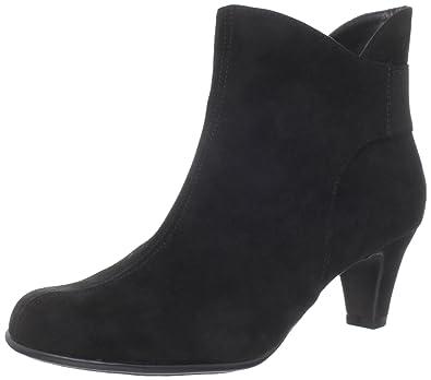 Womens Boots Aerosoles Good Role Black Fabric