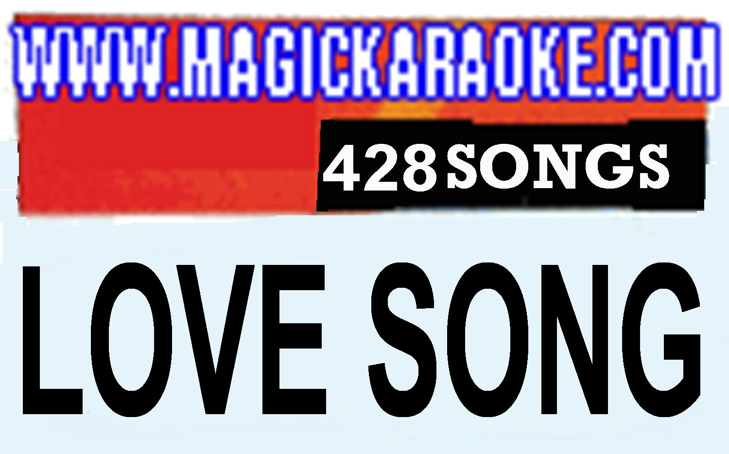 428 Love Song Selections Magic Sing Song Chip lovesong