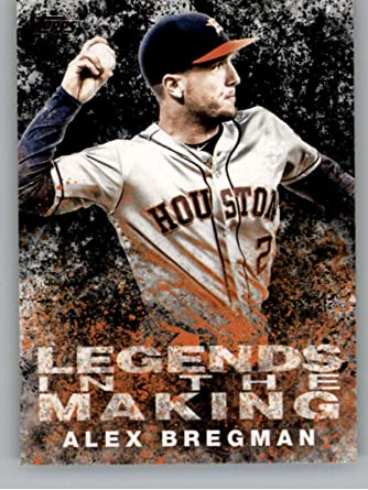 Amazon.com: 2018 Topps Series Two Legends in the Making Black ...