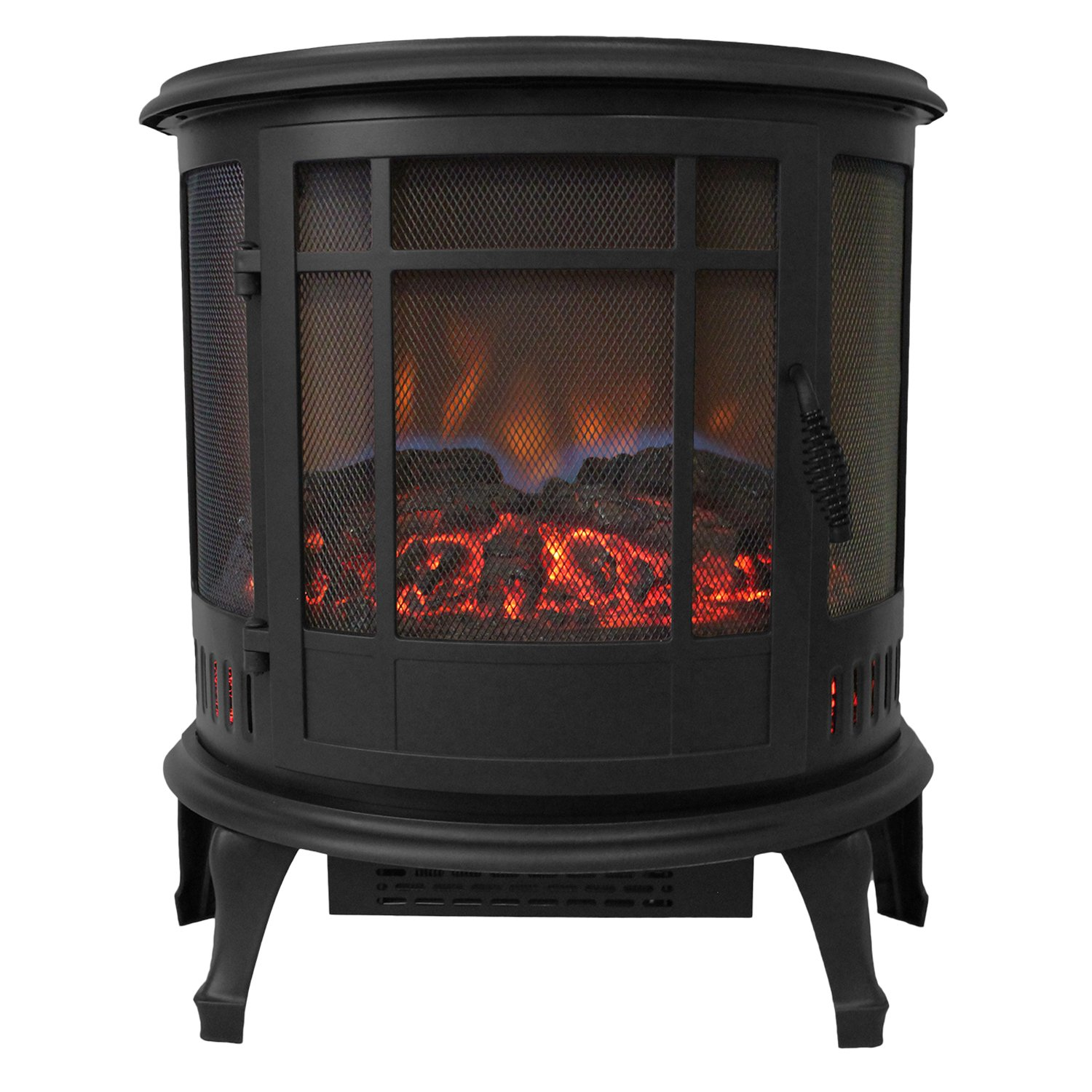 Comfort Glow The Claremont Electric Stove by Comfort Glow