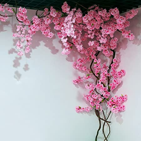Artificial Plants Artificial Flowers Artificial Flower Vine Fake ...