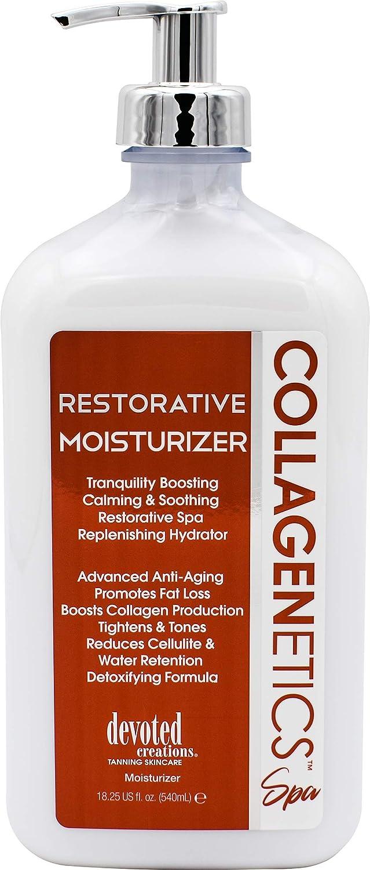 Devoted Creations Collagenetics Spa Restorative Moisturizer 18.25 oz