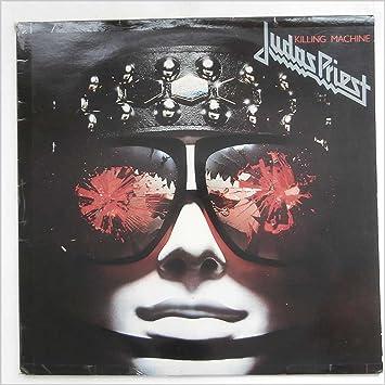 Judas Priest - Judas Priest - Killing Machine - CBS - CBS 32218, CBS - 32218 - Amazon.com Music
