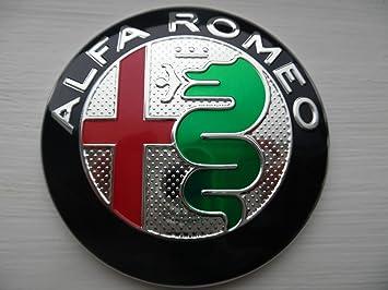 1 STEMMA LOGO ALFA ROMEO GIULIETTA MITO 159 GT 147 ANTERIORE O