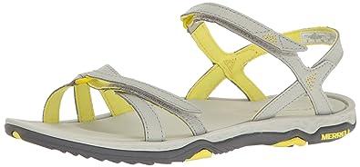Merrell Women's Enoki 2 Strap Sandal, Ice, ...