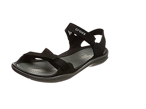 b5b3b2f84c7d Crocs Women s Swiftwater Webbing Sandal W Open Toe  Amazon.co.uk ...