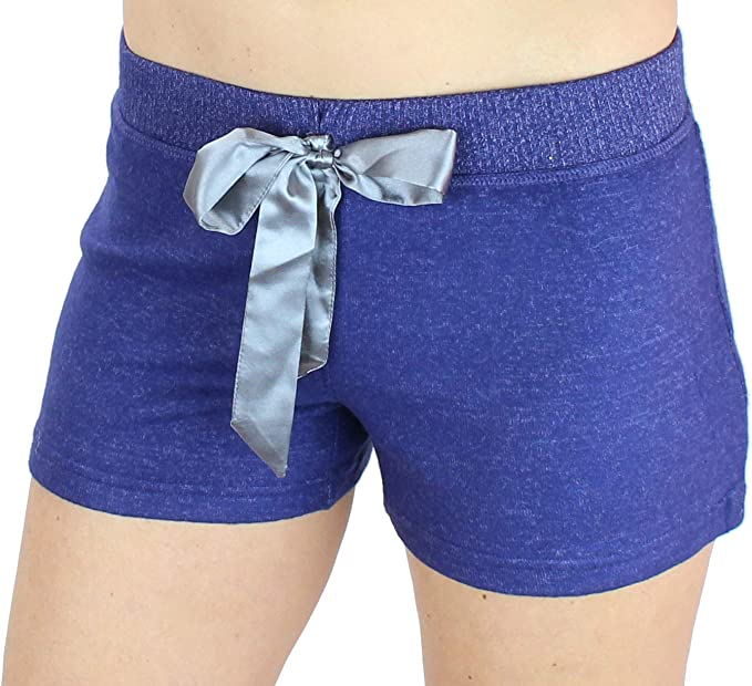 Silky Lounge Bed Shorts Small to 4XL Jade