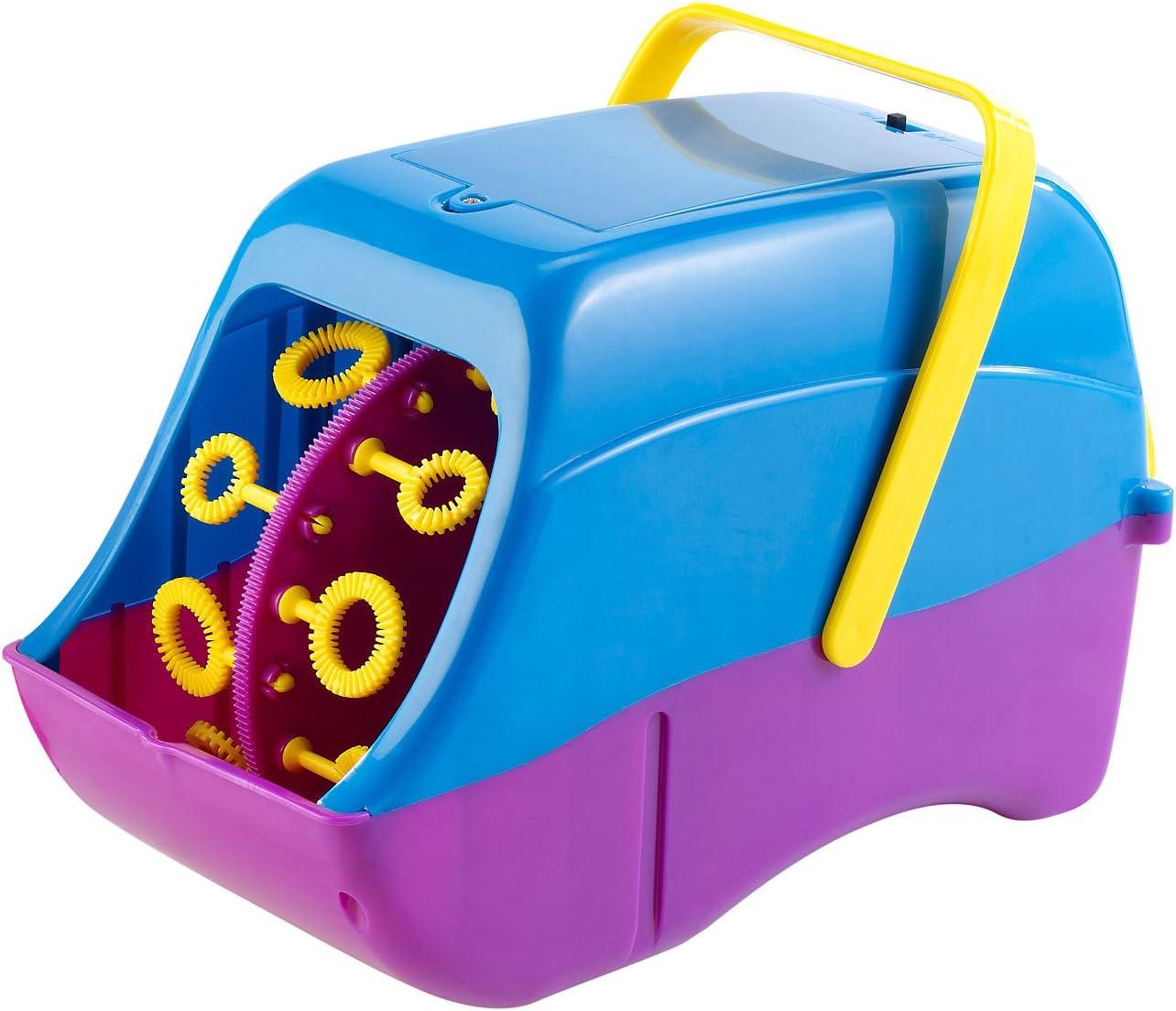 Kompakte Maschine f/ür Seifenblasen Eurolite B-80 Seifenblasenmaschine bei Geburtstagsfeiern Kinderpartys Einsatzm/öglichkeiten: im Fasching Funktioniert mit Standard Seifenblasenfl/üssigkeit