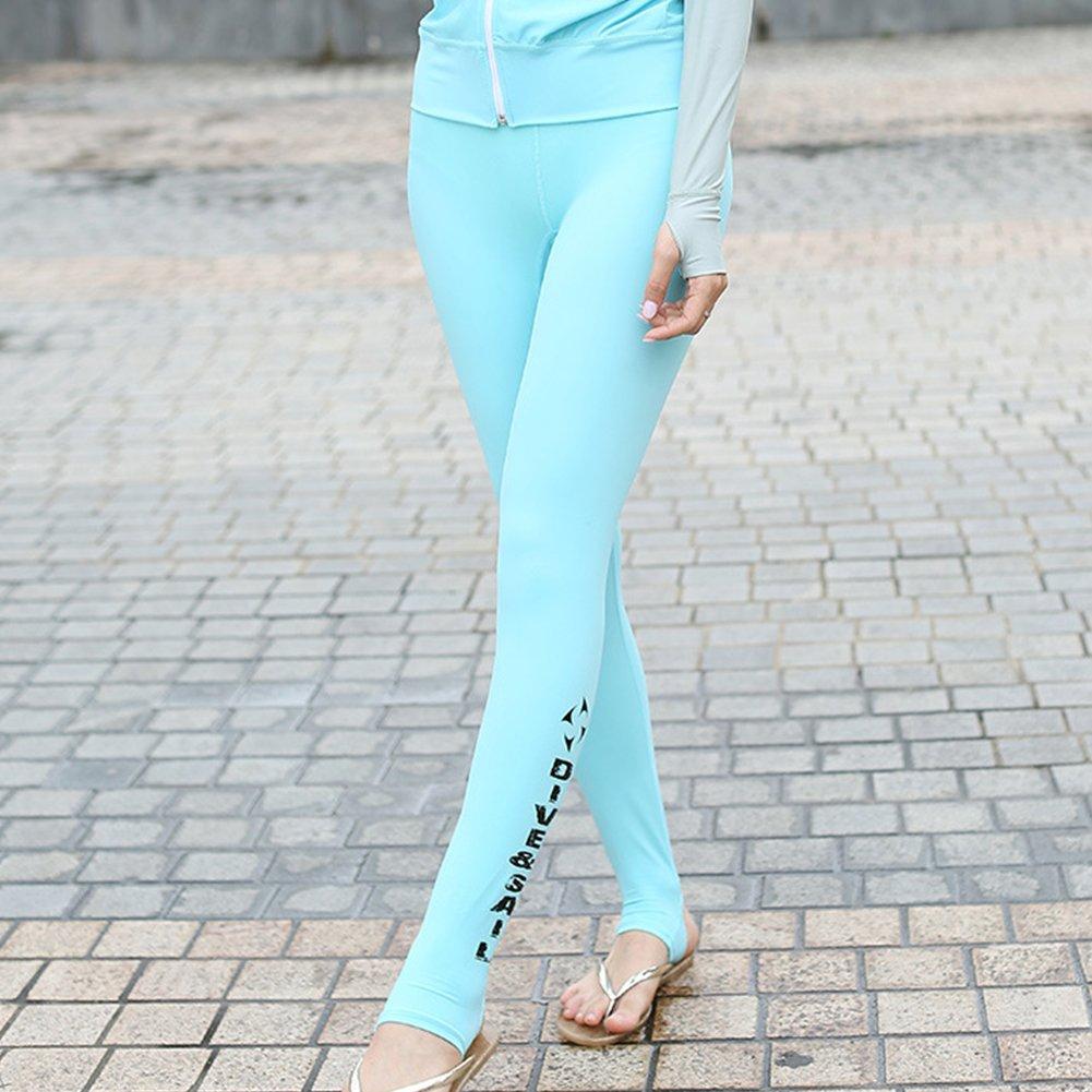 SOXDirect Women s Swim Pant Quick Dry Surfing Legging Canoeing Yoga Sports Active Wear