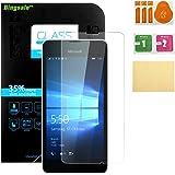 Microsoft Lumia 550 Protection écran en Verre Trempé , NowkinMall Film Protection d'écran en Verre Trempé pour Lumia 550 (microsoft lumia 550)