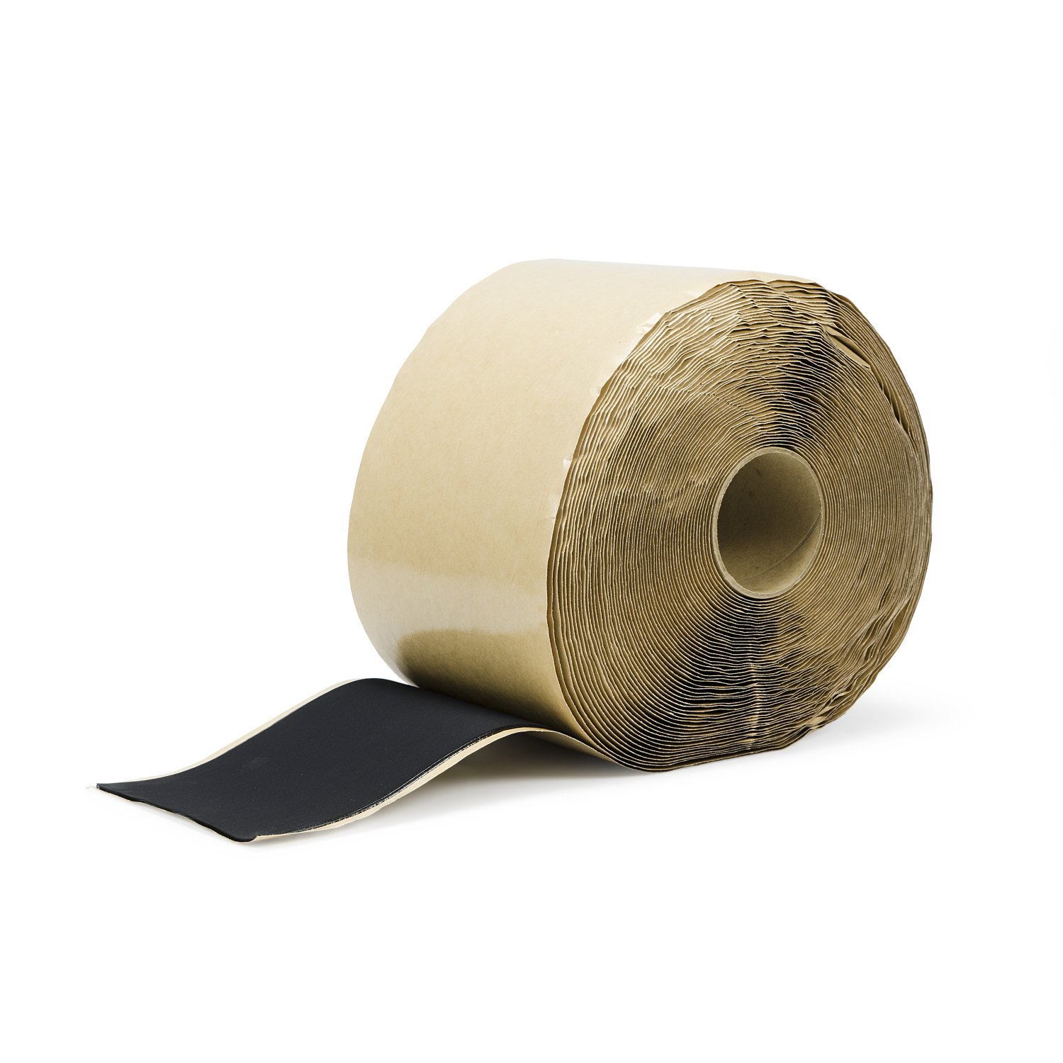 One-Sided PRO Grade Black Aquascape EPDM Liner Seam Cover Tape 6-Inch by 25-feet 22003