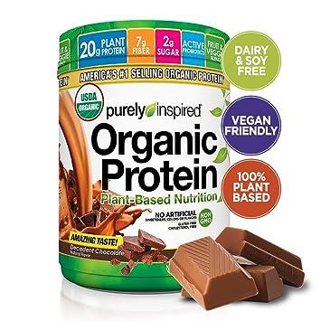 db094e5b1 Amazon.com  Purely Inspired Organic Protein Shake Powder