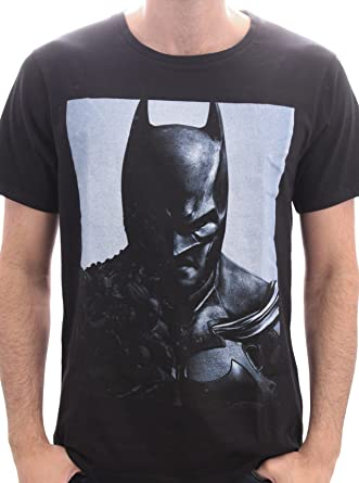sale retailer 2950e 9254c Batman Arkham Knight - Half Half Joker T-Shirt schwarz