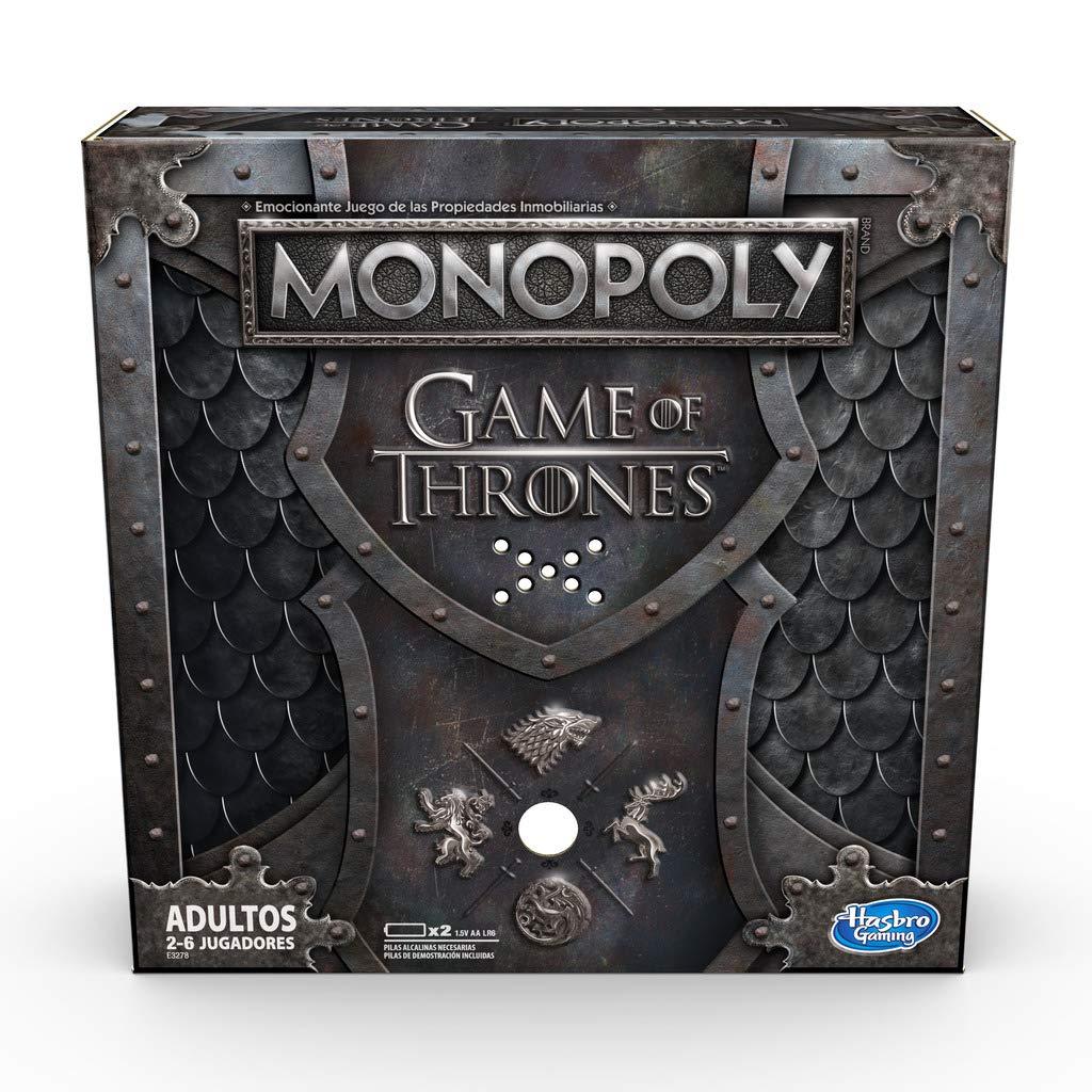 Monopoly - Juego de Tronos, versión Española (Hasbro E3278105 ...