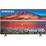 Samsung 43-inch TU-7000 Series Class Smart TV | Crystal UHD - 4K HDR - with Alexa Built-in | UN43TU7000FXZA, 2020 Model