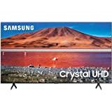 SAMSUNG 70-inch TU-7000 Series Class Smart TV | Crystal UHD - 4K HDR - with Alexa Built-in | UN70TU7000FXZA, 2020 Model