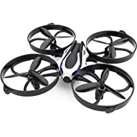 TOZO Q2020 Drone RC Quadcopter Altitude Hold Headless RTF 3D 360 Degree Flips & Rolls 6-Axis Gyro 4CH 2.4Ghz Remote Control Helicopter Height Hold Steady Super Easy Fly for Training. (black)