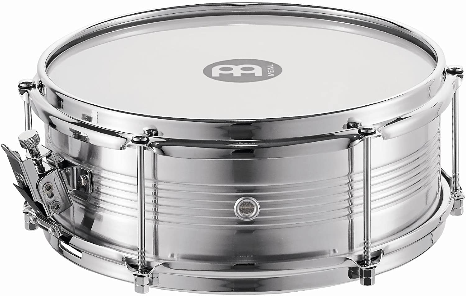 "B001NGDP48 Meinl Percussion 12"" Caixa Drum with Aluminum Body - NOT MADE IN CHINA - Equipped with Steel Snare Wires and Throw-Off, 2-YEAR WARRANTY (CA12) 71qqFaSd5XL.SL1500_"
