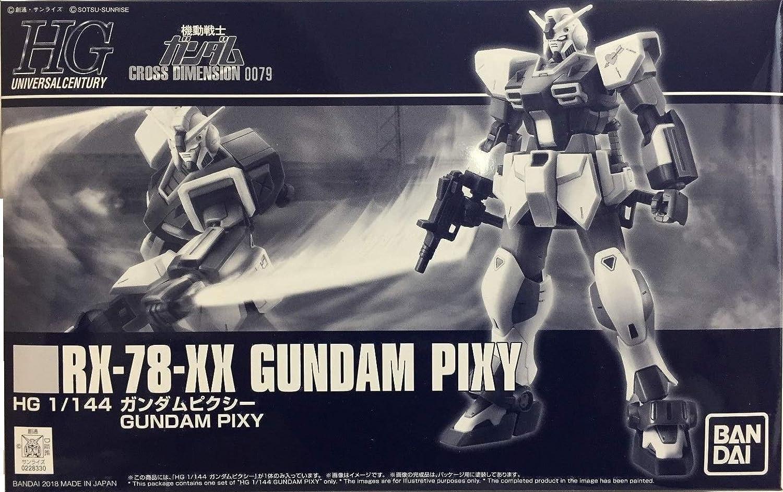 Bandai HG 1/144 RX-78-XX Gundam Pixy Plastic Kit