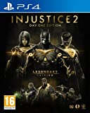 Injustice 2 - Legendary Steelbook Edition (PS4)
