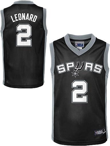 spurs black jersey
