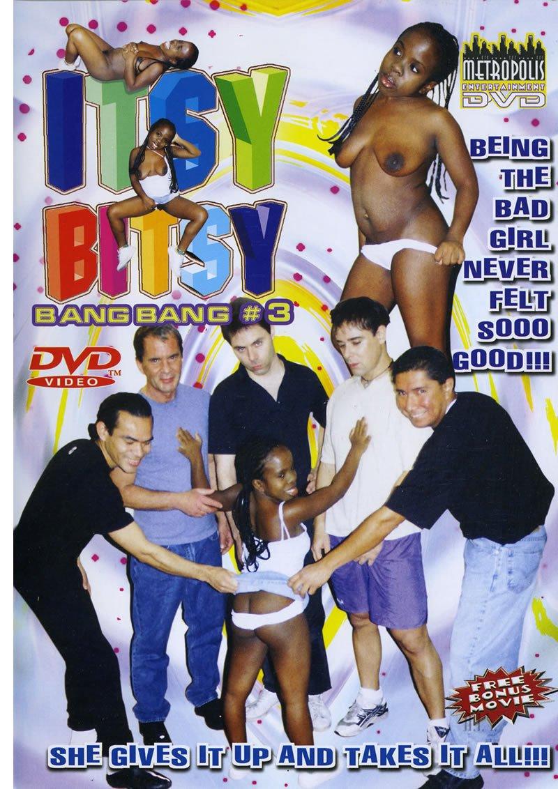 Itsy bitsy gang bang