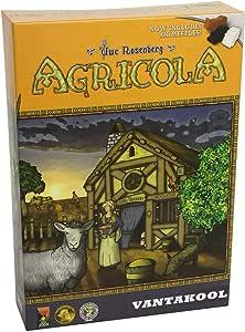 Fantasy Flight Games Agricola